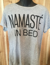namaste in bed grey